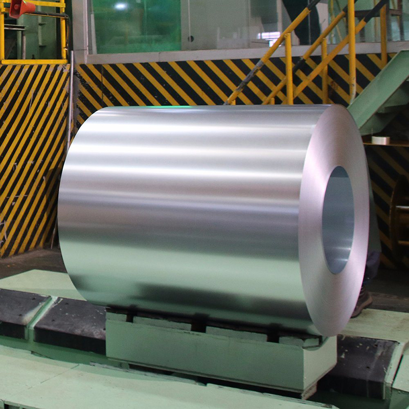 Normal Spangle Hot Dipped Gl Steel Coils for Roofing Sheet