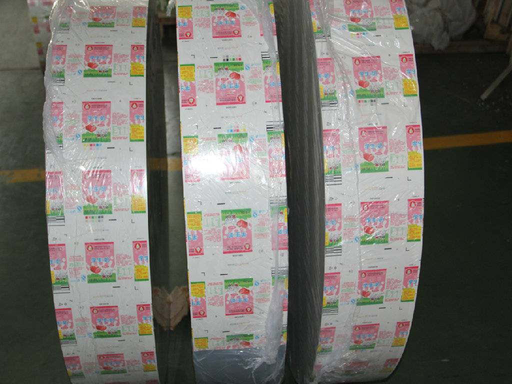 aseptic packaging paper