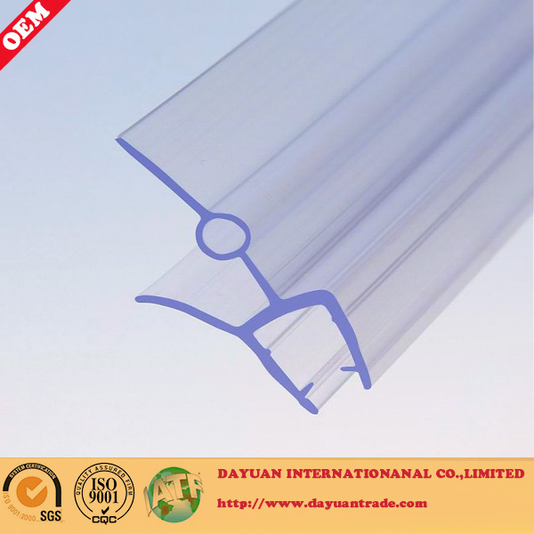 Rubber sealing strip for Shower door/