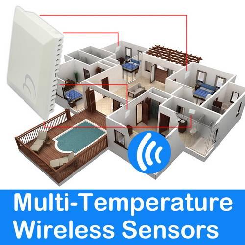 Wireless Temperature Sensor KIT