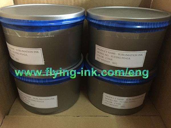 Dye Sublimation Litho Ink