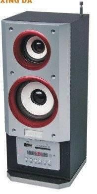 JL-15 MP3 player with usb mini music speaker box