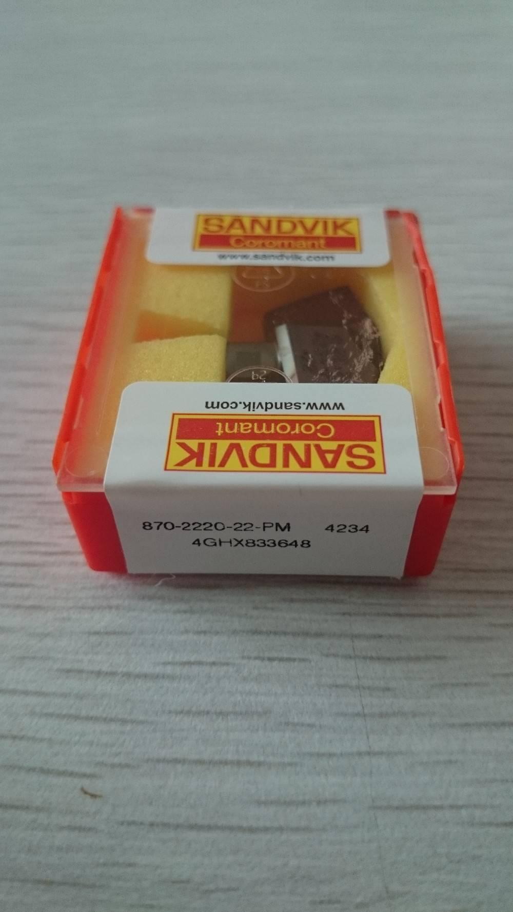 SANDVIK 870-2220-22-PM 4234