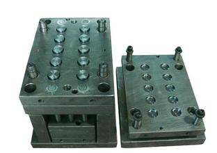 Chinese LED and optical lens injection moulds