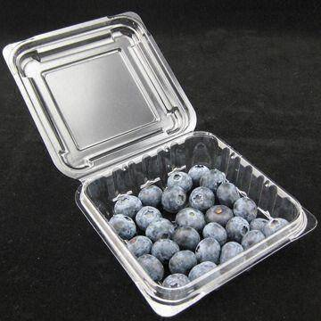 Blueberry Plastic Packing Box