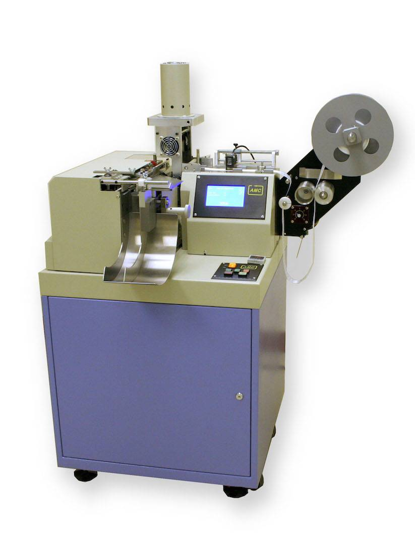 ALF-300H Ultrasonic Label Cutting and Folding Machine