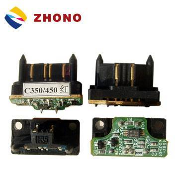Sell Printer toner cartridge chip compatible with Konica Minolta CF2002/CF3102with laser printers.
