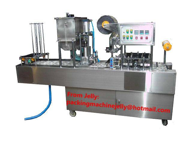 BG32A Automatic cup fill-seal-cut machine