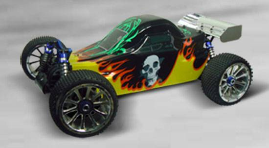 Sell 1/5th Scale Gasoline Off Road Buggy