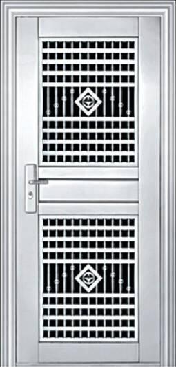 Wooden Stainless Steel Doors