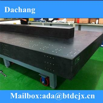 Granite surface plate /Black surface plate /Precision grantie surface plate