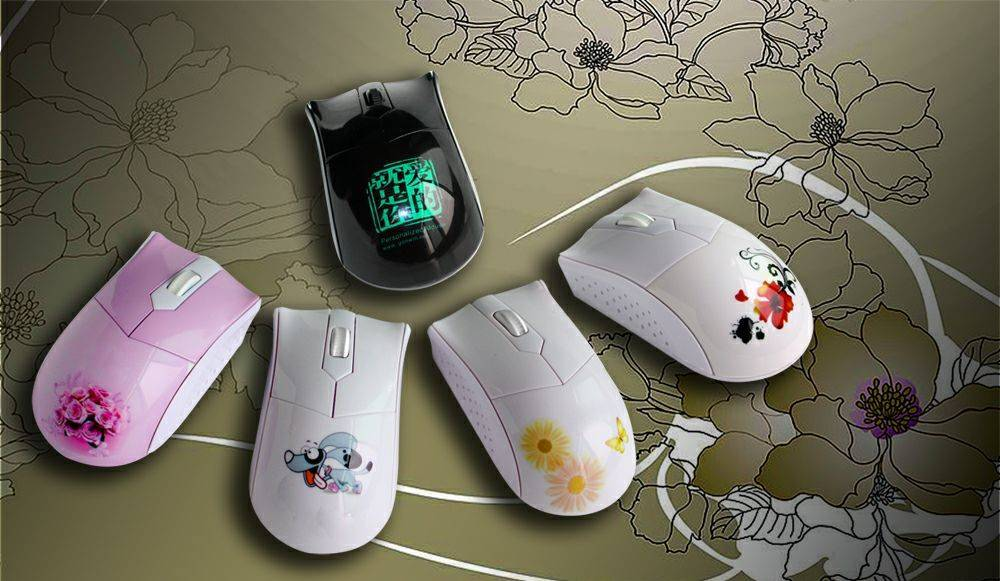 slim optical mouse/mice with usb port(TC-3363)