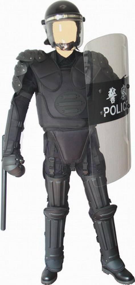 body protector/ riot control