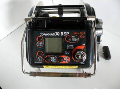 Miya Epoch Command X - 9SP Electric Reel