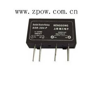 Neng Gong PCB Small AC Solid state relay Single Inline SSR-1DA-P 1A