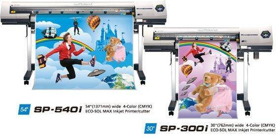 Roland VersaCAMM SP-540i Wide-Format Inkjet Printer