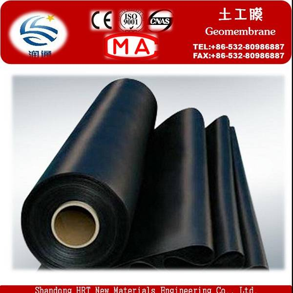 Smooth Geomembrane HDPE Liner - HDPE Geomembrane Manufacturers