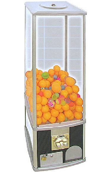 sell candy or capsule vending machine