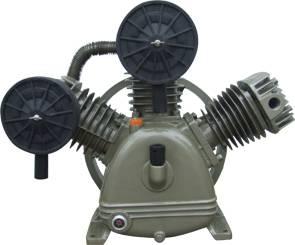 7.5kw 10hp 435psi iron cast air compressor motor air piston pump