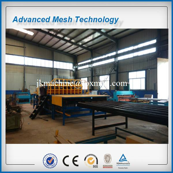 Welded Mesh For Slab Making Machines