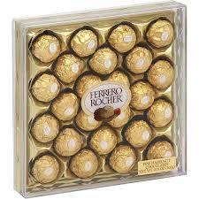 Ferrero Rocher T24X4