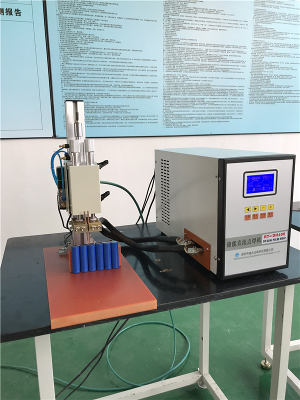 Professional precision spot welding machine is affordable