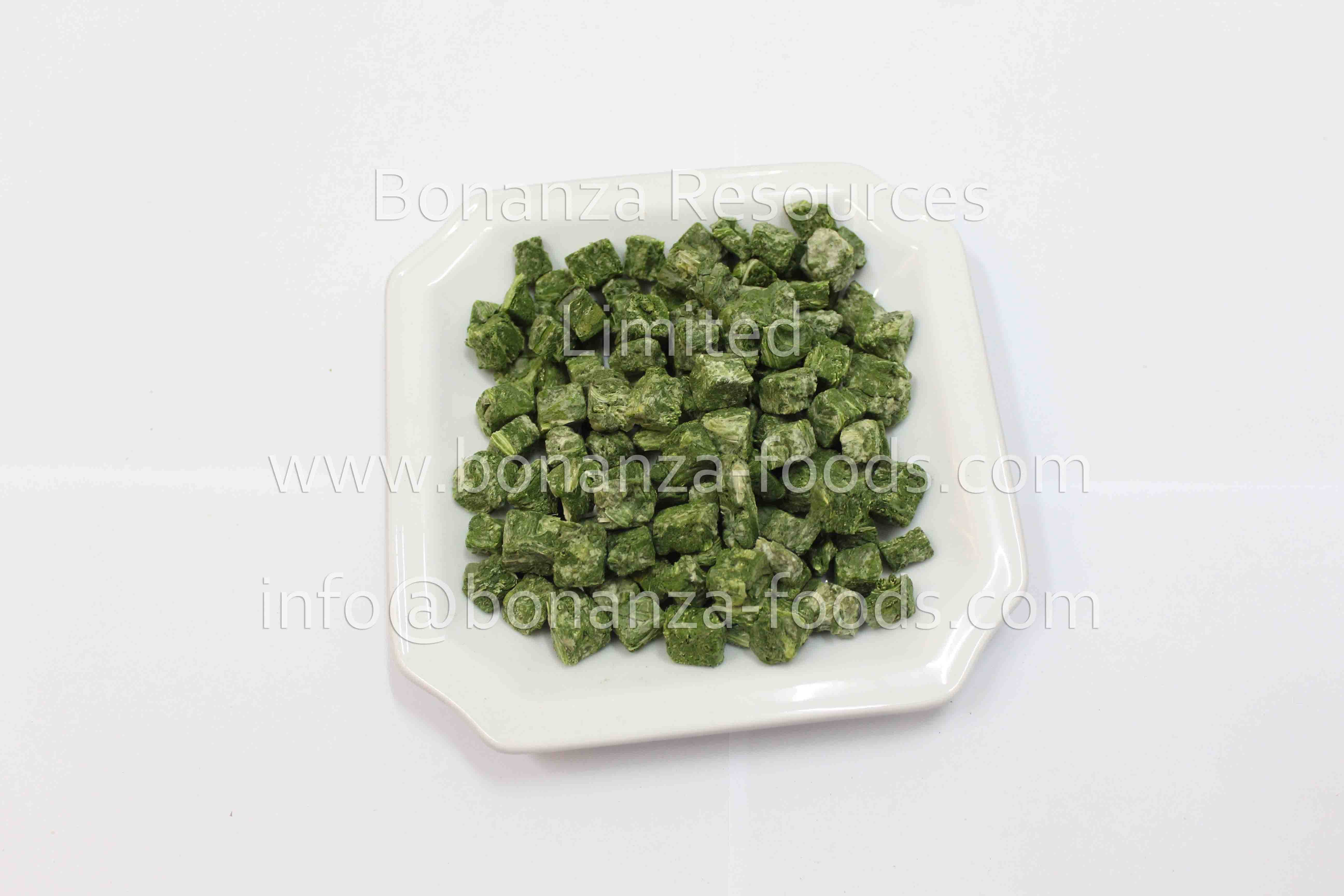 Sell Freeze Dried Spinach