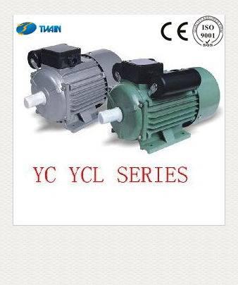 YC Series Single Phase Asynchronous Motor