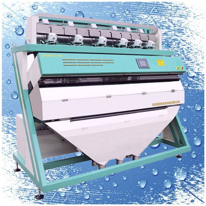 rice color sorter / rice sorting machine