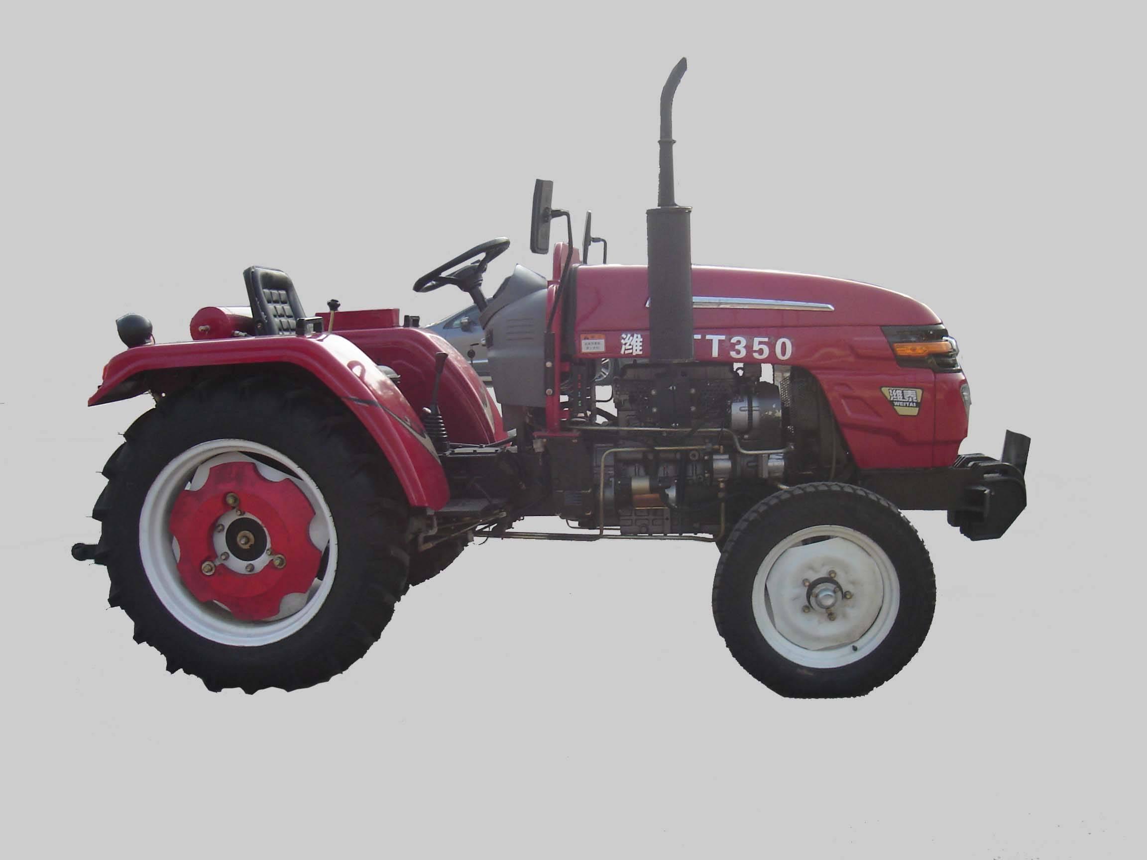 New Small Wheel 35HP mini farm tractor
