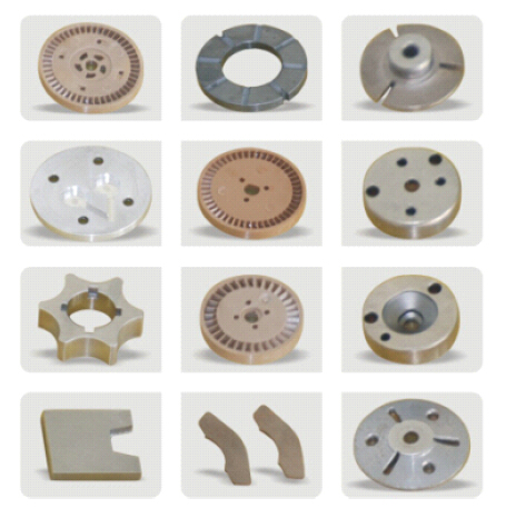 Sealling parts surface grinding equipment