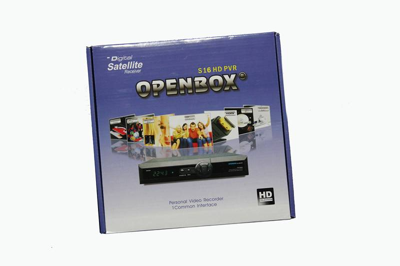 Factory HDMI Openbox S16 hd pvr receiver