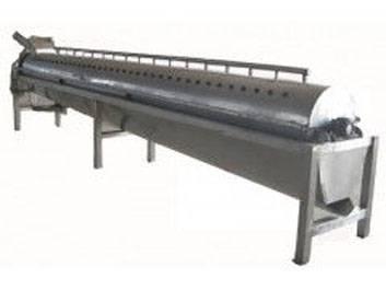 Large capacity chicken feet peeling machine