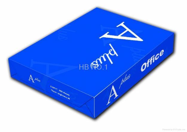 High Quality A4 Size Copy Copier Paper 80 GSM