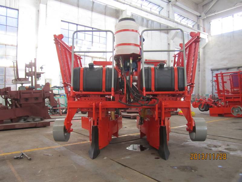 Great ISO Qualified Powerful 2CZ-2 Sugar cane Planter Equipment /Cane Planter Tool