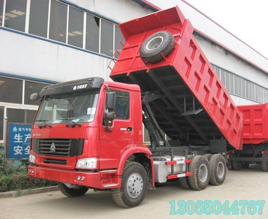 howo dump truck 6x4