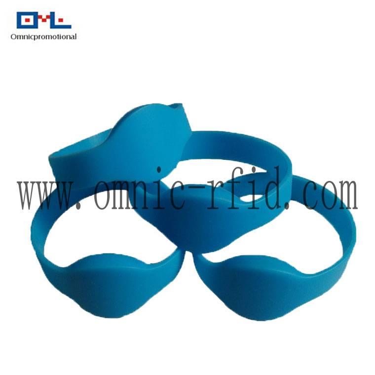 Hot RFID Silicone wristband(RF-004)