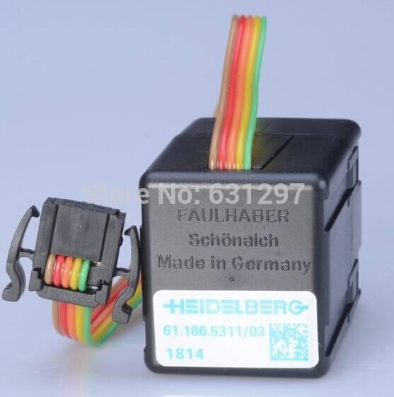 ink key motor 61.186.5311/03 for Heidelberg machine