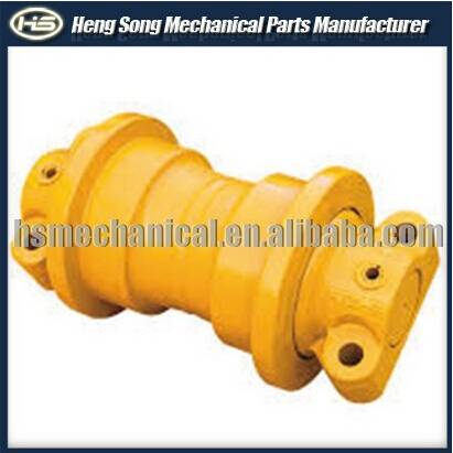 Excavator track bottom roller,Excavator undercarriage parts track roller 16Y-40-09000 single flange