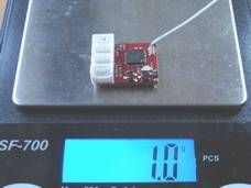 2.4G 4 Channel Receiver for model plane (IS-4R0)