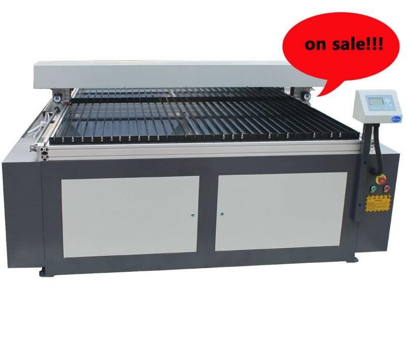 good quality MDF laser cutting machine 100W