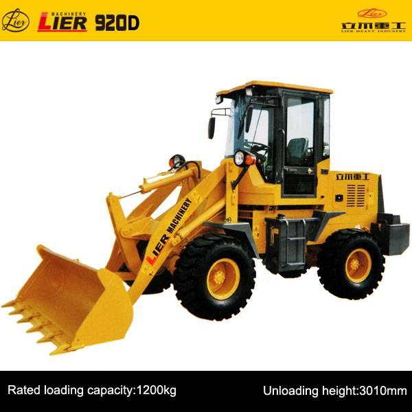 Lier -920D Wheel loader