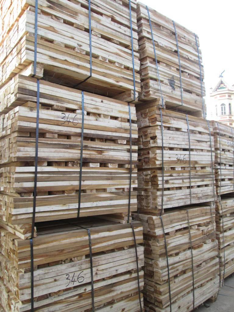 Sell Acacia Sawn Timber for Making Pallets