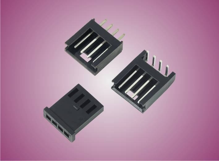 2.54mm Pitch Wire To Board Connectors