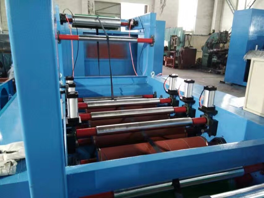 textile sueding machine