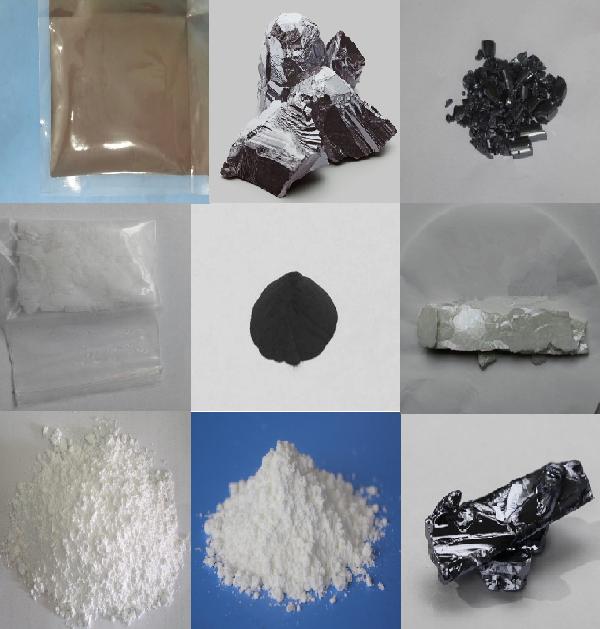 Titanium sulfide TiS2 china factory