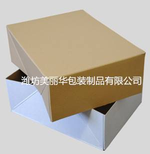 Solid cardboard box used for Meat /Seafood/Poultry