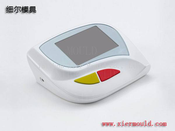 Plastic mould for Blood pressure meter mould