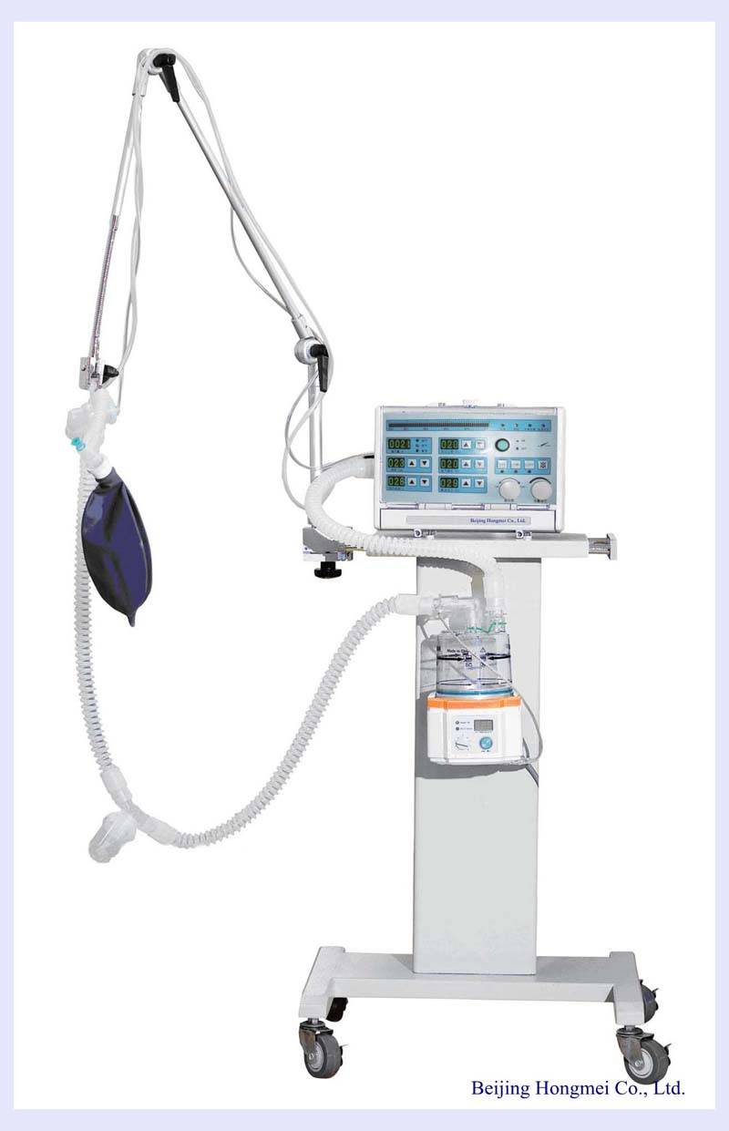 Home/ Clinic/ Emergency Ventilator/Breathing Apparatus with Heating Humidifier
