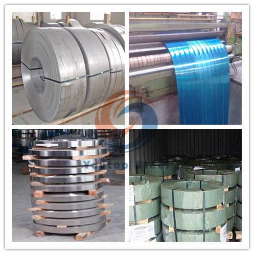 200/300/400 series high quality stainless steel strips